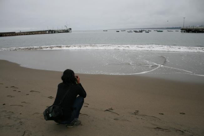 yo y el mar